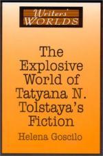 Tatyana Tolstaya by