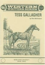 Tess Gallagher by