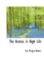 The Actress in High Life by