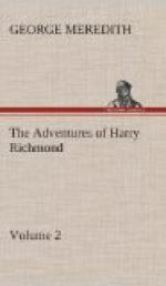 The Adventures Harry Richmond — Volume 2 by George Meredith