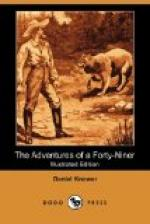 The Adventures of a Forty-niner by