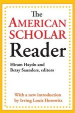 The American Scholar by
