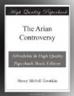 The Arian Controversy by Henry Melvill Gwatkin