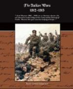 The Balkan Wars: 1912-1913 by Jacob Gould Schurman
