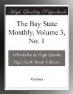 The Bay State Monthly, Volume 3, No. 1 by