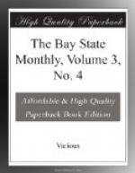 The Bay State Monthly, Volume 3, No. 4 by