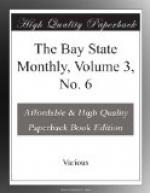 The Bay State Monthly, Volume 3, No. 6 by