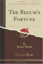 The Begum's Fortune by Jules Verne