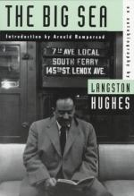 The Big Sea: An Autobiography by Langston Hughes