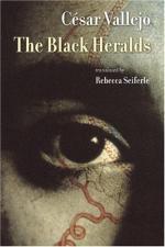 The Black Heralds by César Vallejo