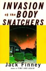 The Bodysnatchers by Jack Finney