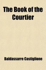 The Book of the Courtier by