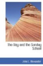 The Boy and the Sunday School by