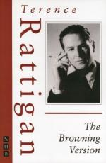The Browning Version by Terence Rattigan