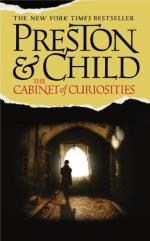 The Cabinet of Curiosities by Douglas Preston
