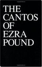 The Cantos by Ezra Pound