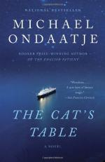 The Cats Table by Michael Ondaatje
