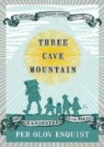 The Cave in the Mountain by