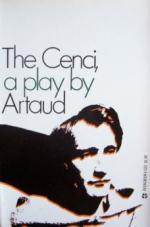 The Cenci by Antonin Artaud