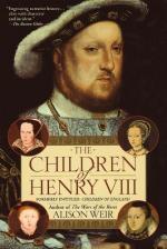 The Children of Henry VIII by Alison Weir (historian)