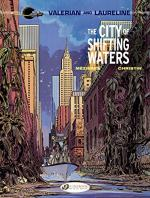 The City of Shifting Waters (Valerian) by Christin Pierre