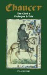 The Clerk's Prologue and Tale by