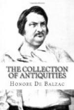 The Collection of Antiquities by Honoré de Balzac