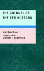 The Colonel of the Red Huzzars by