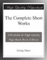 The Complete Short Works by Georg Ebers