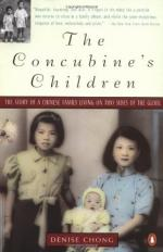 The Concubine's Children: Portrait of a Family Divided by Denise Chong