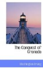 The Conquest of Granada by