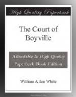 The Court of Boyville by William Allen White