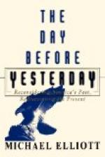 The Days Before Yesterday by