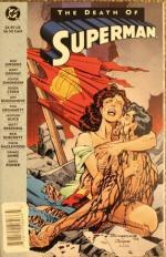 The Death of Superman by Dan Jurgens