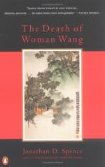 The Death of Woman Wang by Jonathan Spence