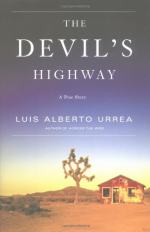 The Devil's Highway by Urrea, Luis Alberto
