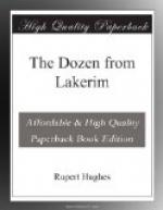 The Dozen from Lakerim by Rupert Hughes