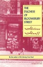 The Duchess of Bloomsbury Street by Helene Hanff