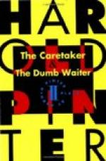 The Dumb Waiter by