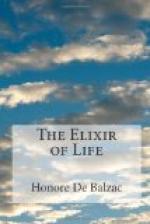 The Elixir of Life by Honoré de Balzac