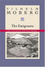 The Emigrants by Vilhelm Moberg