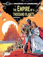 The Empire of a Thousand Planets (Valerian) by Pierre Christin
