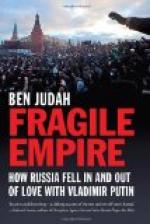 The Empire of Russia by