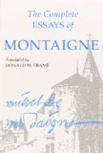 The Essays of Montaigne — Complete by Michel de Montaigne