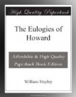 The Eulogies of Howard by William Hayley