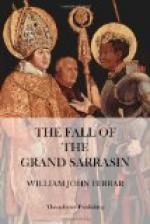 The Fall of the Grand Sarrasin by