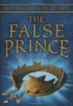 The False Prince: Book 1 of the Ascendance Trilogy by Jennifer A. Nielsen
