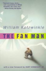 The Fan Man by William Kotzwinkle