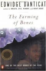 The Farming of Bones by Edwidge Danticat