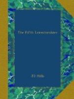 The Fifth Leicestershire by